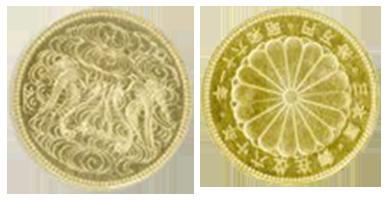 ご在位10万円金貨,昭和61年62年十万円金貨